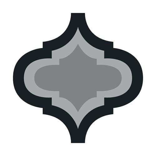Arabesque ContourSablon