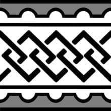 Pireus 17×17Sablon