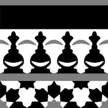 Granada bordureSablon