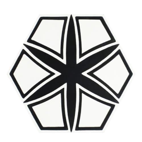 Hexa DaisySablon