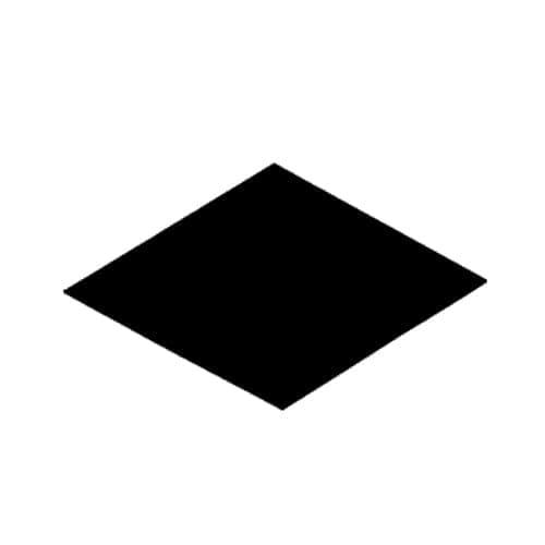 Rombus 25×10 UNISablon