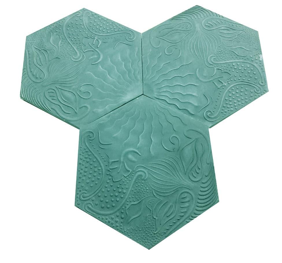 hexa gaudi 0015